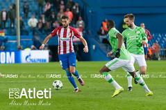Atltico de Madrid (2-0) PSV (Esto es Atleti) Tags: championsleague uefachampionsleague psv fasedegrupos atleti carrasco