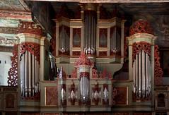 The Arp Schnitger Organ of St. Jacobi Church, Ldingworth, Germany (Philinflash) Tags: 2016 church churchinteriors europe germany organ orgel otherkeywords places ldingworth neidersachsen