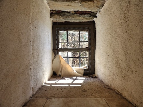 Au détour d'un couloir