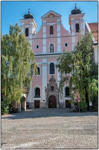 Steyr - Marienkirche