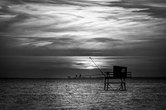 Sunset (cinqnord) Tags: paysages aquitaine pays fouras mersrivagesports nuages sunsetsunrise