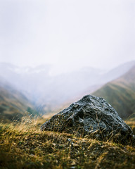 (andrey_kireev) Tags: georgia mountains pentax6x7 filmfilmforever film outdoor analog analogue landscape naturallight ektar100 kodak autumn nature stone travel mediumformat mf 67 6x7 smctakumar150mmf28