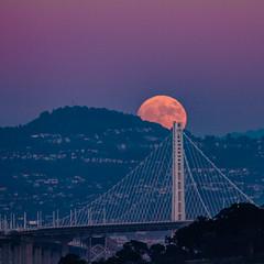 palindromic rudenesses (bhautik joshi) Tags: dualiso sf sanfrancisco california sfist bayarea bhautikjoshi moonrise supermoon unitedstates us