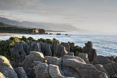 Punakaiki (ChiiPicts) Tags: newzealand punakaiki southisland rocks stones rockformations landscape outdoors nature