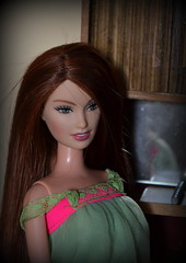 DREW (pe.kalina) Tags: drew barbie fashion fever mattel doll dollhouse vintage furniture roombox clothes diorama lara ana