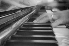 302 Variation (dd66h14) Tags: project365 project365challenge 365project 366challenge variation alternative piano playing pinhole selfportrait