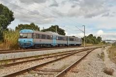 Comboio n.º 31300/1 - Riachos (valeriodossantos) Tags: comboio cp train passageiros udd0450 unidadedupladiesel automotoradiesel marcha seguimentodematerial cpregional riachos torresnovas linhadonorte caminhosdeferro portugal