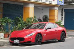 Maserati GranTurismo (rvandermaar) Tags: maserati granturismo maseratigranturismo