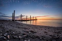 Juliusruh (Auto-Fokus Fotografie) Tags: sunset nature sunrise sonnenuntergang sommer natur august fisheye pro rgen 8mm sonnenaufgang ostsee walimex bodden 2015 glowe jasmund