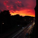Dalkeith Rd Sunset