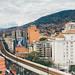Medellín vista desde la cúpula del Palacio de la Cultura