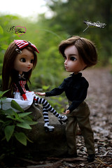Wanting To Be More... To You (dreamdust2022) Tags: school man cute love girl beautiful smart loving happy doll day sweet jose young teacher strong brave pullip charming dreamer darling playful kenzie gunslinger croce hansom taeyang