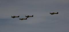 Battle of Britain 75th Anniversary - Hurricane Flypast (r.j.scott) Tags: fighter hurricane wwii raf fairford battleofbritain riat royalinternationalairtattoo flypast royalairforce riat2015