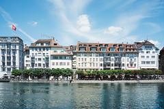 Lakeside (martindesu) Tags: switzerland europe luzern rx1
