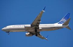 CM B738 IAD (Luis Fernando Linares) Tags: dulles iad aviation boeing copa winglets planespotting 737800 avgeek hp1720cmp