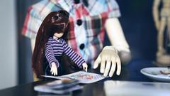 10 (Jane Kolyadintseva) Tags: boy art painting doll artist drawing spirit illusion bjd azone