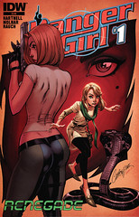 Danger Girl Renegade 1 (FranMoff) Tags: cobra comicbooks campbell renegade dangergirl jscottcampbell abbeychase