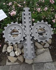 PB The Locher rack system. (Franky De Witte - Ferroequinologist) Tags: de eisenbahn railway estrada chemin fer spoorwegen ferrocarril ferro ferrovia