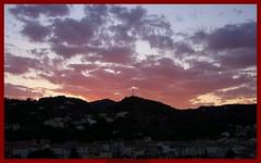 Vendredi 21-08-2015 (Crpuscule) nuageux, couleurs (gunger30) Tags: ciel ales gard mto languedocroussillon als mtorologie