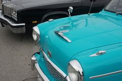 Cinderella's Classic Car show (codie_horse) Tags: ontario canada fall cars october outdoor overcast trucks classiccars portelgin 2015 pumpkinfest differentangle differentcolours differntviews 1990orolder cinderellasclassiccarshow
