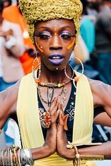 Oh My Goddesses! (Edward L Grant) Tags: street nyc beauty fashion african goddess ebony melanin nyfw
