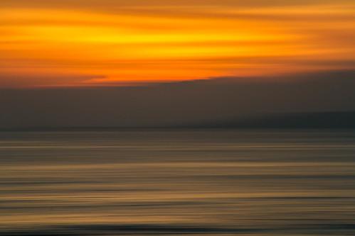 Galician Sunset