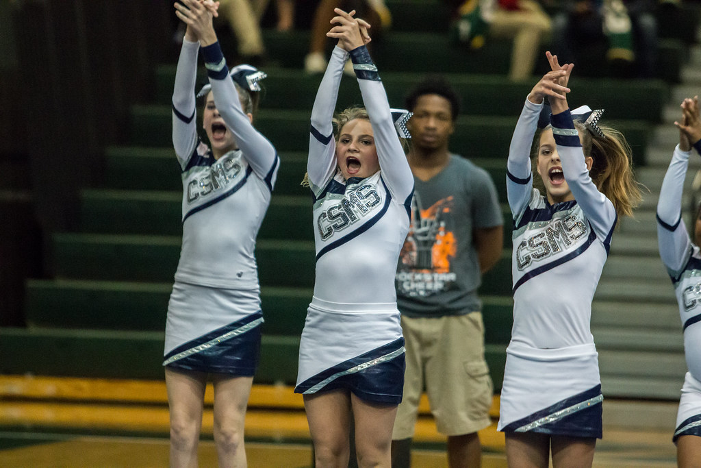 Carolina Springs Middle School C-Team