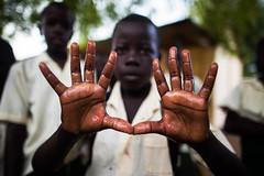 Global Handwashing Day (Albert Gonzalez Farran) Tags: school children education southsudan health awareness hygiene cholera diseases diarrhea pneumonia infections handwashing juba centralequatoria
