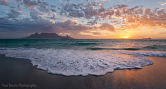 The Perfect Moment (Panorama Paul) Tags: sunset southafrica capetown tablemountain nikkorlenses nikfilters blaauwbergbeach nikond800 wwwpaulbruinscoza paulbruinsphotography
