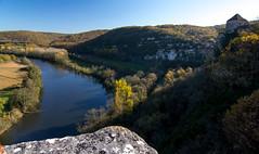 Depuis le Rocher de la Baume - Calvignac - Lot - France (-CyRiL-) Tags: cyrilbkl cyrilnovello