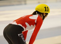 World Cup Short Track Speed Skating, Aréna Maurice Richard, Sony A57, Montréal, 1 November 2015 (64) (proacguy1) Tags: arénamauricerichard panasonicfz1000 worldcupshorttrackspeedskating montréal1november2015