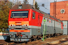 2ES6-348 (zauralec) Tags: rzd локомотив поезд депо электровоз ржд синара sinara kurgan depot курган 2es6 2эс6 2es6348 348 2эс6348