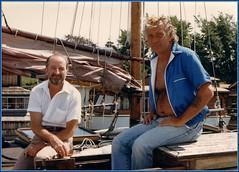 Bob's sailboat (Bill 1.75 Million views) Tags: aquilla