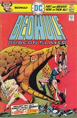 Beowulf 3 (micky the pixel) Tags: comics dc comic snake goddess beowulf schlange heft dragonslayer serpentofsatan
