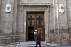 Basílica de la Gran Promesa se prepara para apertura de la Puerta Santa _ 5 (Iglesia en Valladolid) Tags: santuario jubilar granpromesabasílicavalladolidtemplo