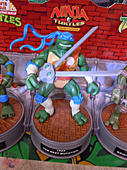 """Nickelodeon """"HISTORY OF TEENAGE MUTANT NINJA TURTLES"""" FEATURING LEONARDO -  'NINJA TURTLES: THE NEXT MUTATION' LEONARDO ii (( 2015 )) (tOkKa) Tags: 2005 toys comic 1988 2006 1993 1992 leonardo figures toysrus 2012 2007 teenagemutantninjaturtles tmnt nickelodeon 2014 2015 displaystand playmatestoys ninjaturtlesthenextmutation toysrusexclusive tmntfastforward toontmnt tmntmovie4 turtlemilkstudios eastmanandlairdsteenagemutantninjaturtles moviestartmnt varnerstudios toonleo paramountteenagemutantninjaturtles 4kidstmnt paramountsteenagemutantninjaturtles tmnt2003 historyofteenagemutantninjaturtlesfeaturingleonardo davearshawsky tmnt2014movie"""