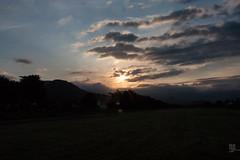 O pr do Sol (RAOOS Irie) Tags: sunset pordosol sky sunlight brasil riodejaneiro paraty clouds paisagem crepusculo ocaso poente raoosirie campodeaviacao