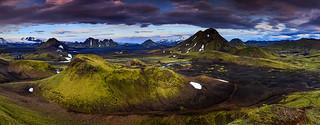 Hvanngil,Iceland