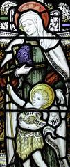 A Second Elijah (Lawrence OP) Tags: christchurch elizabeth saints stainedglass newhaven johnthebaptist