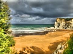 Otoo en Sopelana (carlosolmedillas) Tags: sopelana playa otoo hdr beach mar sea oceano ocean cantabrico