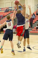 DJT_6537 (David J. Thomas) Tags: sports athletics basketball alumni homecoming lyoncollege scots batesville arkansas men