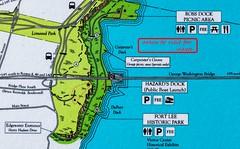 Places to view GWB (Peter Smejkal) Tags: georgewashingtonbridge hudson palisades