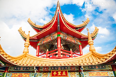 Eddie & Eva (Amedee Photography ) Tags:          amedeephotography kaohsiungphotography prewedding preweddingphotos lotuspond pagoda traditionalchinesedress traditionalchinesephotos temple romantic