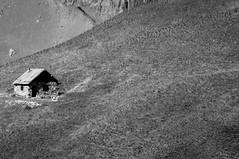 Gimme a Shelter #2 (Pierrotg2g) Tags: montagne mountain landscape paysage bw nb nikon d90 tamron 70200