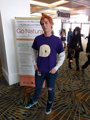 It's Lars! (blueZhift) Tags: youmacon 2016 cosplay costume anime manga comics fantasy scifi detroit michigan cartoons stevenuniverse lars