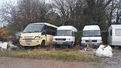 Withdrawn Minibuses