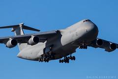 USAF C-5M (galenburrows) Tags: aviation airplane aircraft jet flight flying usaf usairforce airforce military c5 c5m transport trenton cytr ytr