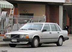 1988 Volvo 740 GLE (Alessio3373) Tags: volvo volvo740 volvo740gle autoshite youngtimers oldcars