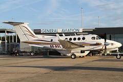 OO-ASL 07072011 (Tristar1011) Tags: ebbr bru brusselsairport asl airservicelige beechcraft be20 ooasl beech b200c superkingair