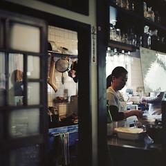 Kitchen (TAT_hase!) Tags: hasselblad 503cxi carlzeiss planar c 80mm film kodak portra 160 kitchen